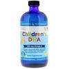 Nordic Naturals, Children's DHA, Strawberry, 16 fl oz (473 ml)
