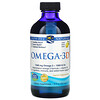 Nordic Naturals, Omega-3D, Lemon, 8 fl oz (237 ml)