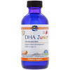 Nordic Naturals, DHA Junior, Great for Ages 3+, Strawberry, 4 fl oz (119 ml)