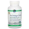 Nordic Naturals, ProOmega CoQ10, 1,000 mg, 120 Soft Gels