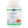 Melatonin Gummies, Raspberry, 1.5 mg, 60 Gummies