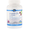 Nordic Naturals, Vitamin D3, Wild Berry, 1000 IU, 120 Gummies