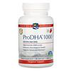 Nordic Naturals, ProDHA 1000, Strawberry, 1,000 mg, 60 Softgels
