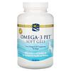 Nordic Naturals, Omega-3 Pet, Soft Gels, for Dogs, 180 Soft Gels