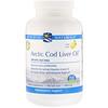 Arctic Cod Liver Oil, Lemon Flavor, 1000 mg, 180 Softgels