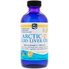 Nordic Naturals, Arctic-D Cod Liver Oil, Lemon, 8 fl oz (237 ml)