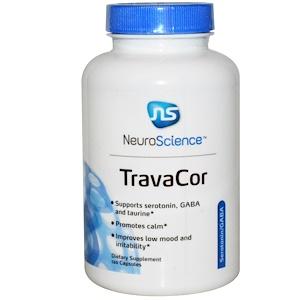 Нюросайэнс, TravaCor, 120 Capsules отзывы
