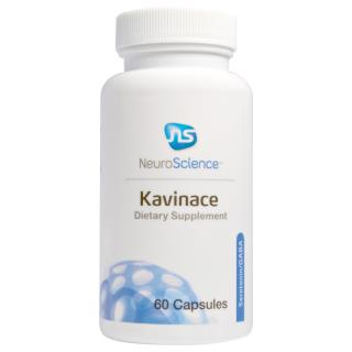 NeuroScience, Inc., Kavinace, 60 Capsules