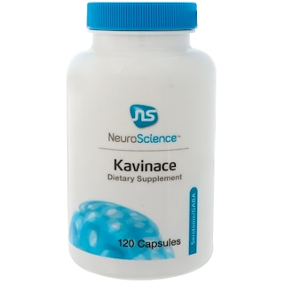 NeuroScience, Kavinace, 120 Cápsulas