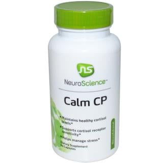 NeuroScience, Inc., Calm CP, 60 Capsules