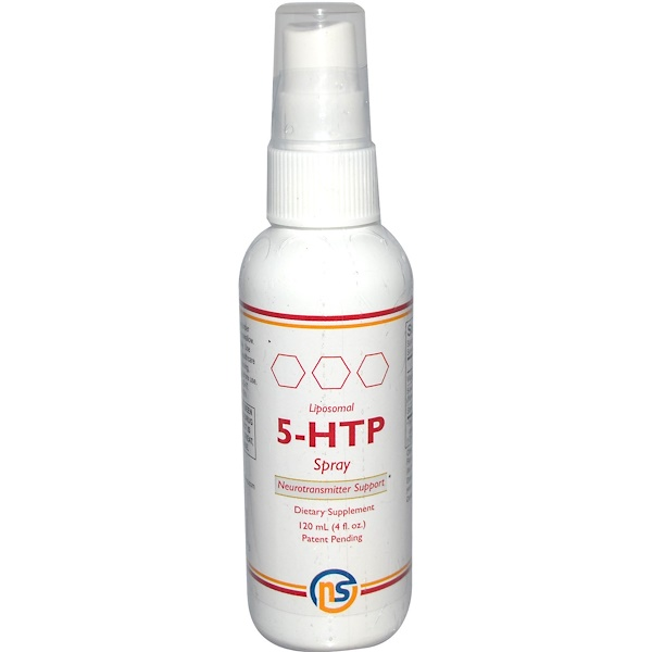 NeuroScience, Inc., 5-HTP Spray, 4 fl oz (120 ml) (Discontinued Item)