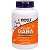Now Foods, Chewable GABA, Natural Orange Flavor, 90 Chewables