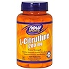 Now Foods, L-Citrulline, Extra Strength, 1,200 mg, 120 Tablets