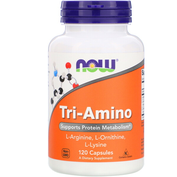 Tri-Amino, 120 Capsules