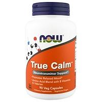 True Calm, 90 капсул в растительной оболочке - фото