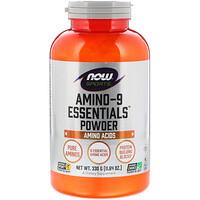 Sports, порошок Amino-9 Essentials, 11,64 унции (330 г) - фото