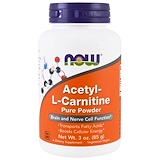 Ацетил L-карнитин Now Foods отзывы