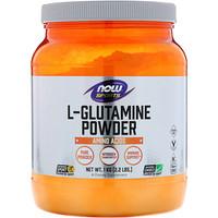 Спорт, L-глютамин, порошок, 35,3 унций (1 кг) - фото