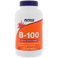 B-100, 250 капсул в растительной оболочке - фото