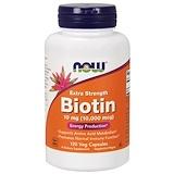 Биотин Now Foods отзывы