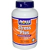 Now Foods, Stress Plus With Valerian Root, 100 Tablets (Discontinued Item)