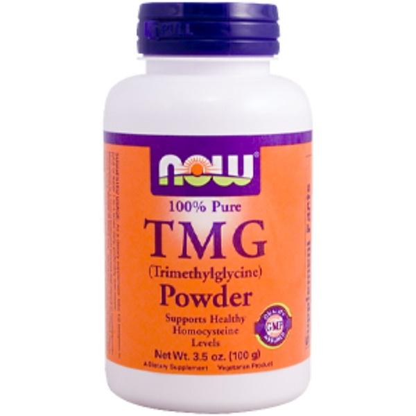 Now Foods, TMG Powder, 3.5 oz (100 g) (Discontinued Item)