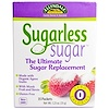 Now Foods, Ellyndale Naturals, Sugarless Sugar, 35 Packets, 1.23 oz (35 g)