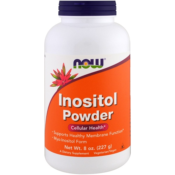 Inositol Powder, 8 oz (227 g)