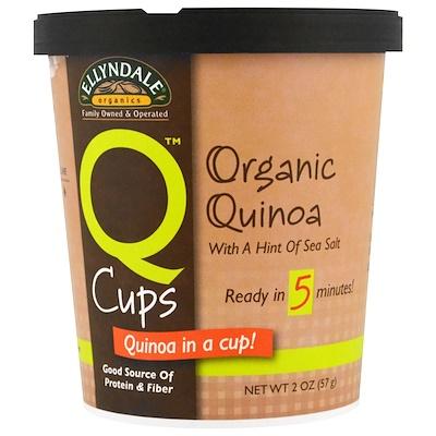 Quinoa Cups, органическое киноа, 2 унции (57 г)