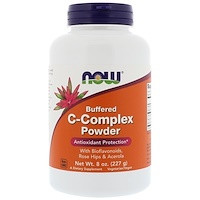 Buffered C-Complex Powder, 8 oz (227 g) - фото