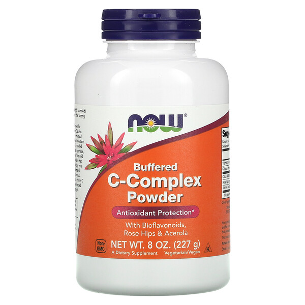 Buffered C-Complex Powder, 8 oz (227 g)