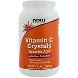Отзывы о Now Foods, Витамин C в кристаллах, 3 фунта (1361 г)