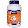 Now Foods, Dry E-400, 250 Vcaps (Discontinued Item)