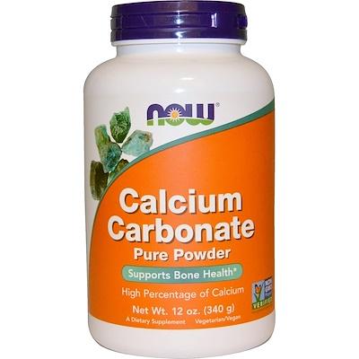 цена на Calcium Carbonate Powder, 12 унций (340 г)