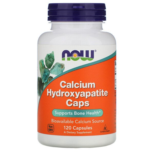 Calcium Hydroxyapatite Caps, 120 Capsules