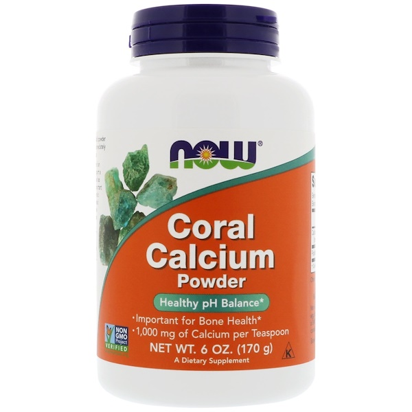 Coral Calcium Powder, 6 oz (170 g)