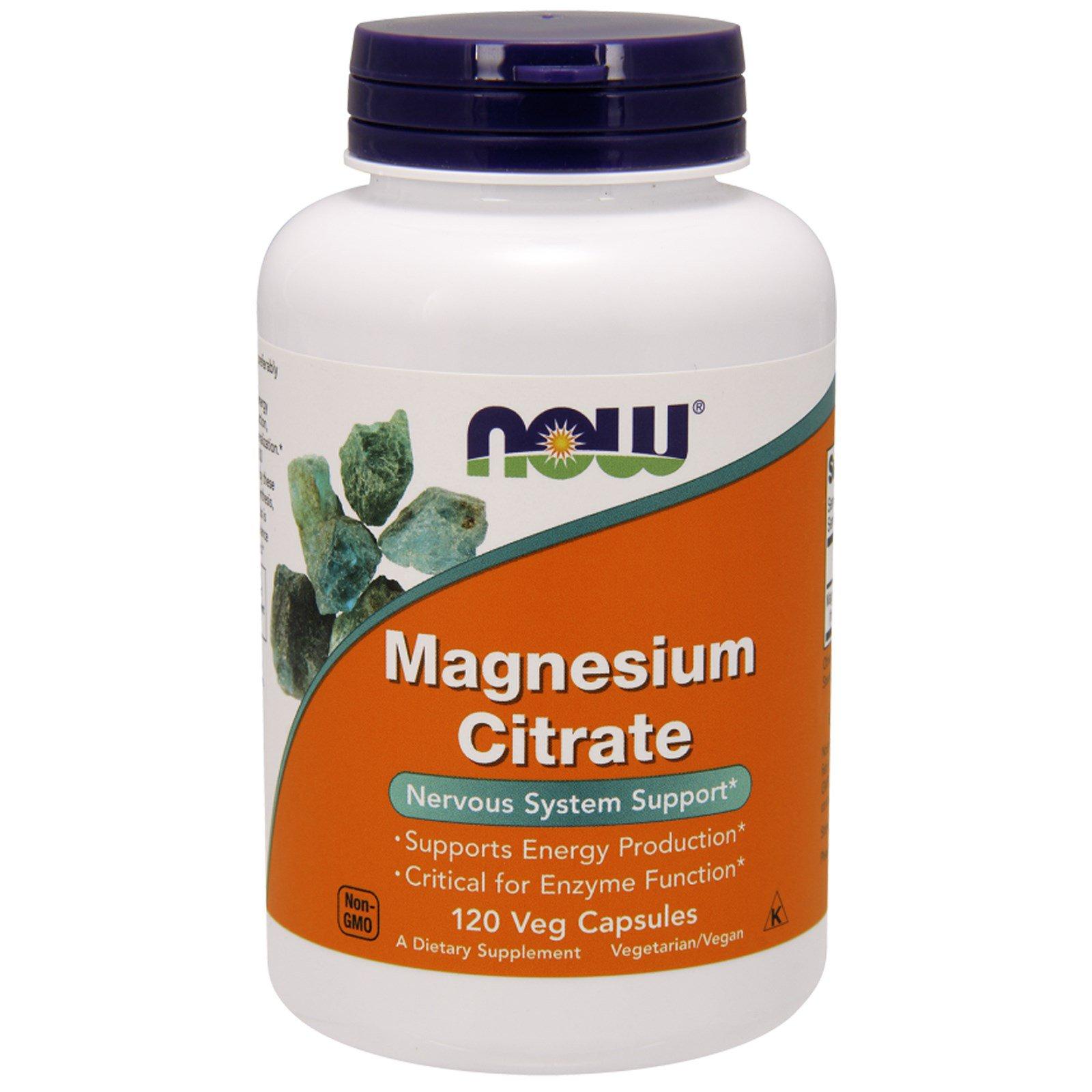 nowクエン酸マグネシウム