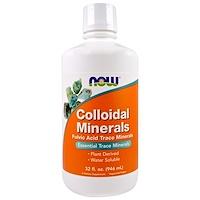 Коллоидные минералы, 32 жидких унций (946 мл) - фото