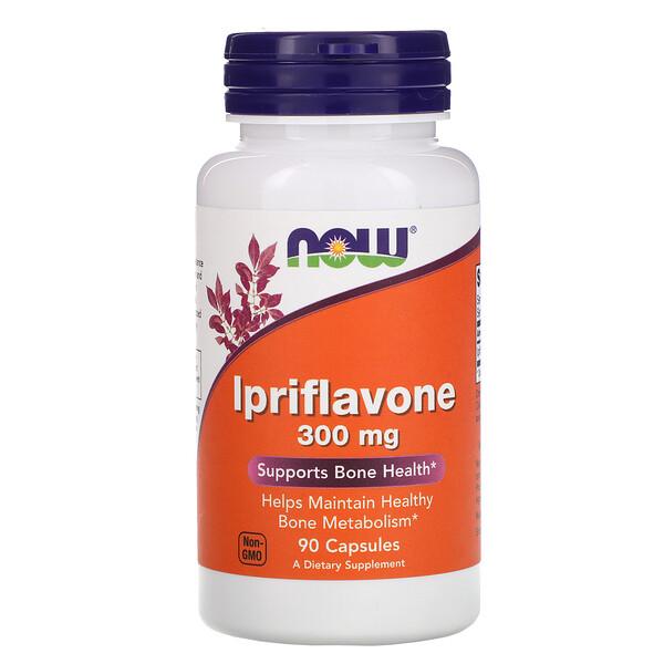 Ipriflavone, 300 mg, 90 Capsules