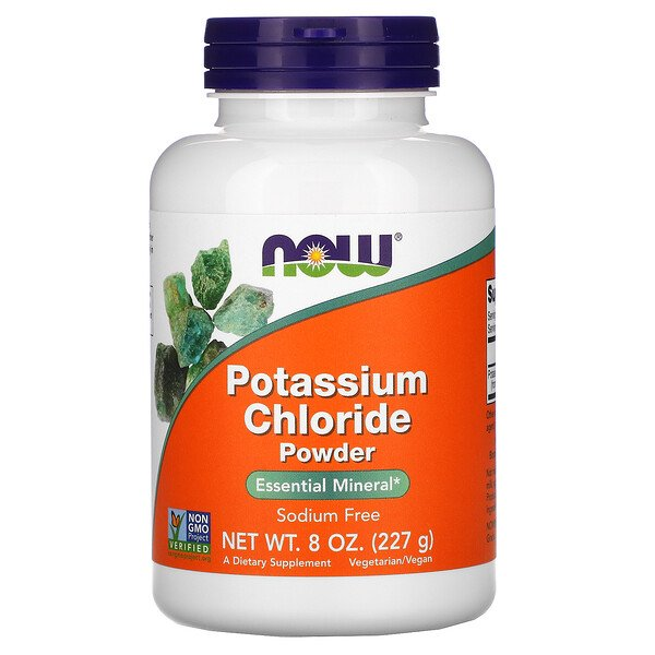 Potassium Chloride Powder, 8 oz  (227 g)