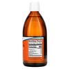 Now Foods, Omega-3 Fish Oil, Lemon Flavored, 16.9 fl oz (500 ml)