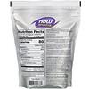 Now Foods, Sports, MCT в форме порошка с сывороточным протеином, без ароматизаторов, 454г (1фунт)
