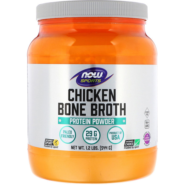 Chicken Bone Broth, 1.2 lbs (544 g)