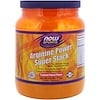 Now Foods, Sports, Arginine Power Super Stack, Tropical Punch Flavor, 2.2 lbs. (1 kg)