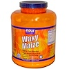 Now Foods, Sports, Waxy Maize, 5.5 lbs (2495 g) Powder (Discontinued Item)