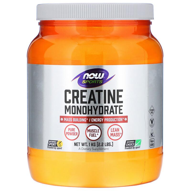 Sports, Creatine Monohydrate, 2.2 lbs (1 kg)