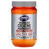 Now Foods, Sports, Micronized Creatine Monohydrate, 1.1 lbs (500 g)