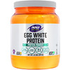 Egg White Protein, Protein Powder, 1.2 lbs (544 g)