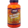 Now Foods, Sports, Kre-Alkalyn Creatine, 240 Capsules