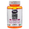 Now Foods, HMB, Double Strength, 1,000 mg, 90 Tablets